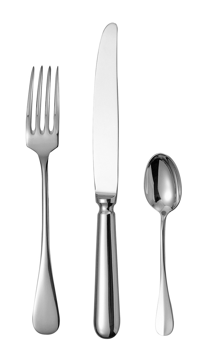 stainless steel 18-10 flatware Baguette 1900