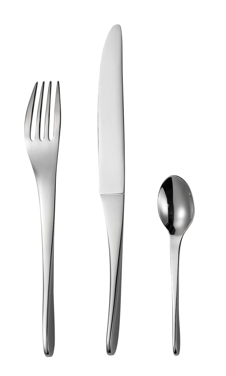 stainless steel 18-10 flatware Calypso