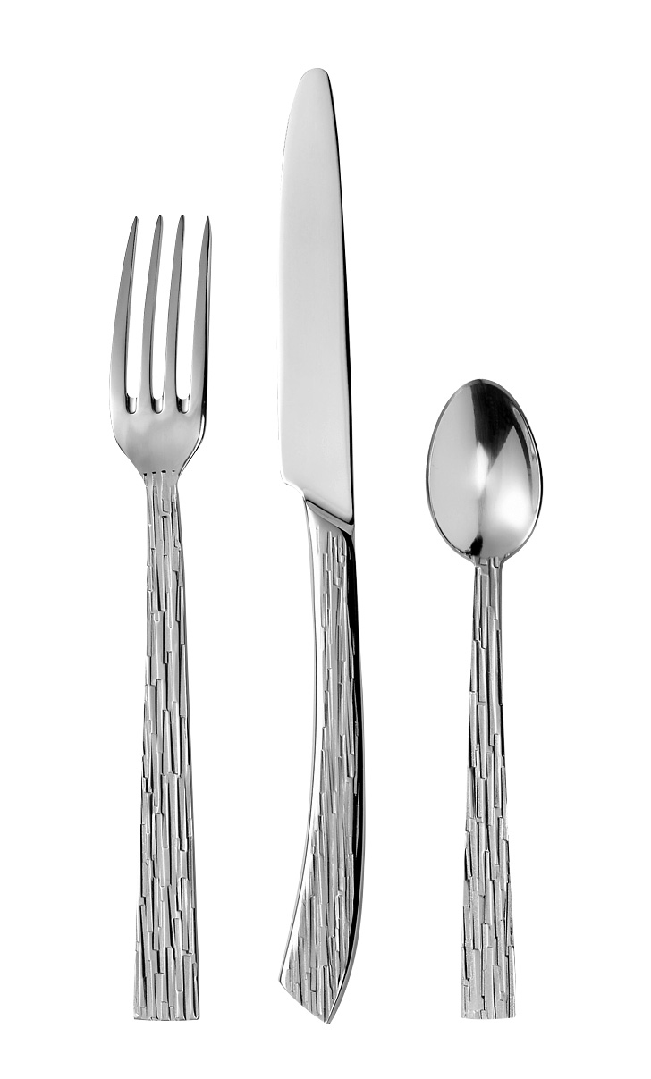 stainless steel 18-10 flatware Iroko