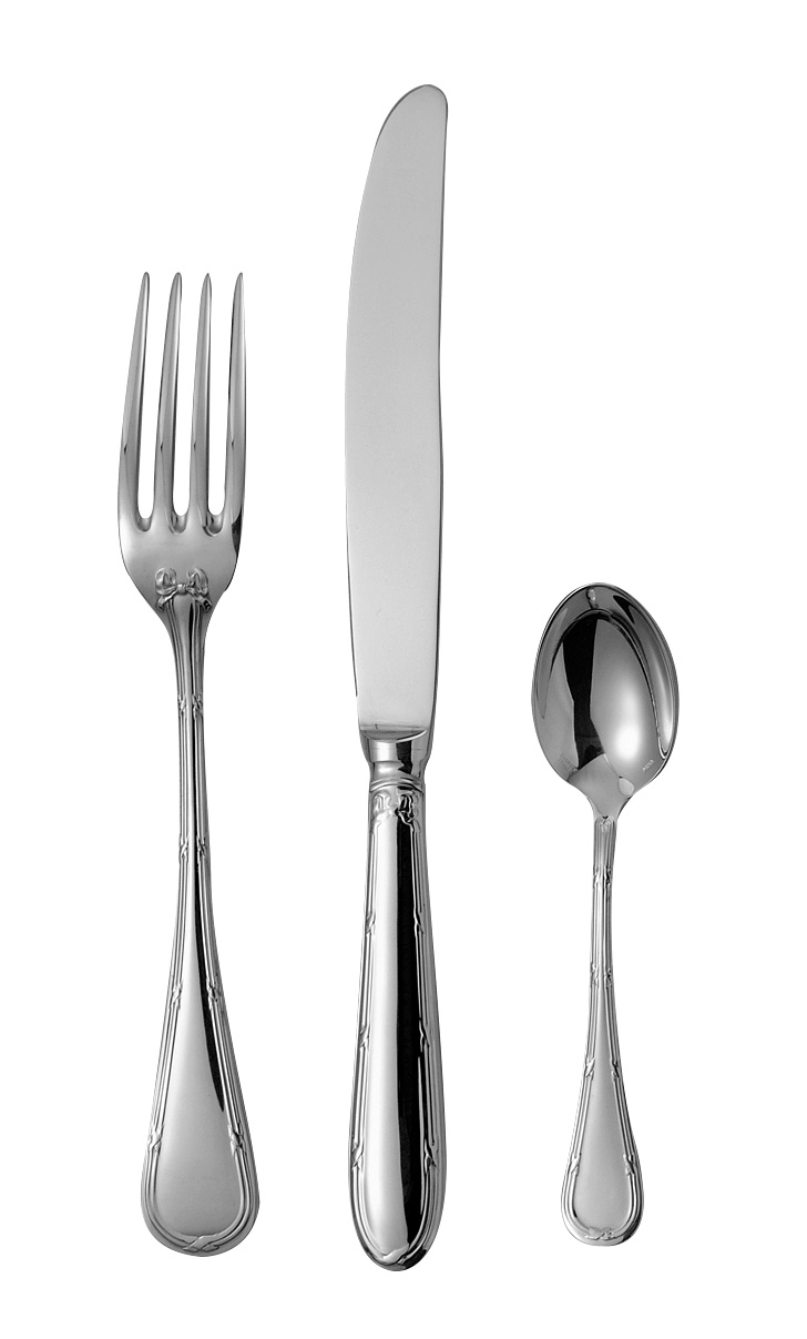 stainless steel 18-10 flatware Rubans 243