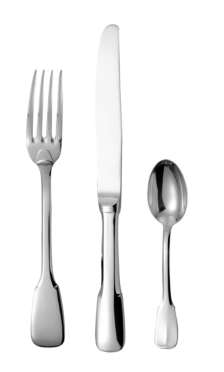 stainless steel 18-10 flatware Uni-plat